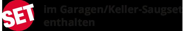 im Garagen/Keller-Saugset enthalten